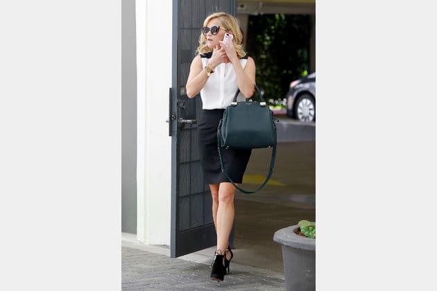 """Reese Witherspoon et son """"Trilogy"""" de Lanvin"""