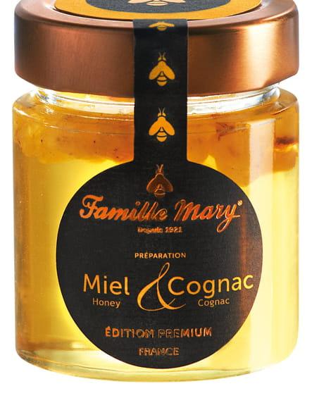 Miel et Cognac Edition Premium de Famille Mary