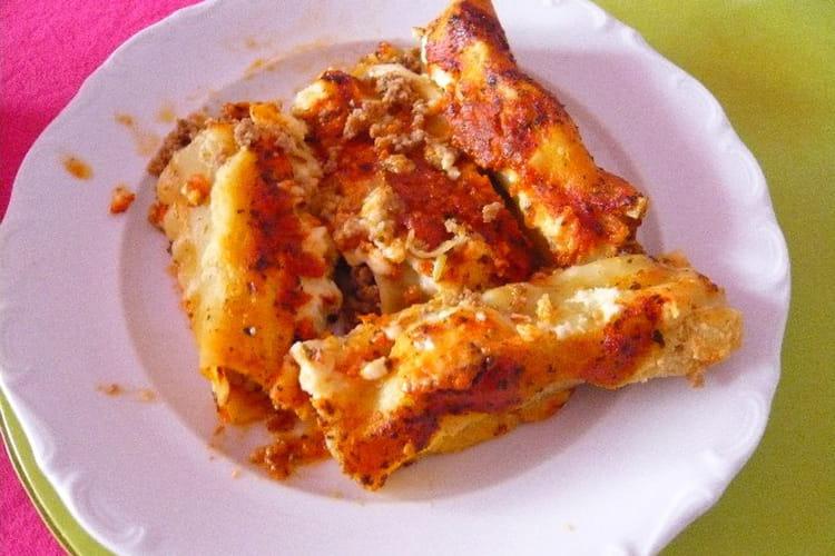 Cannellonis à la béchamel maison : lameilleure recette