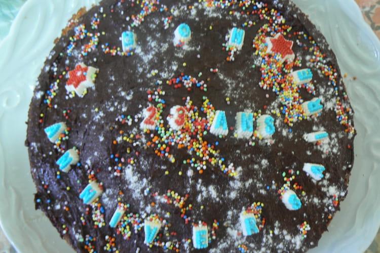 Gâteau festif