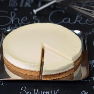 cheesecake de séphora saada - she's cake