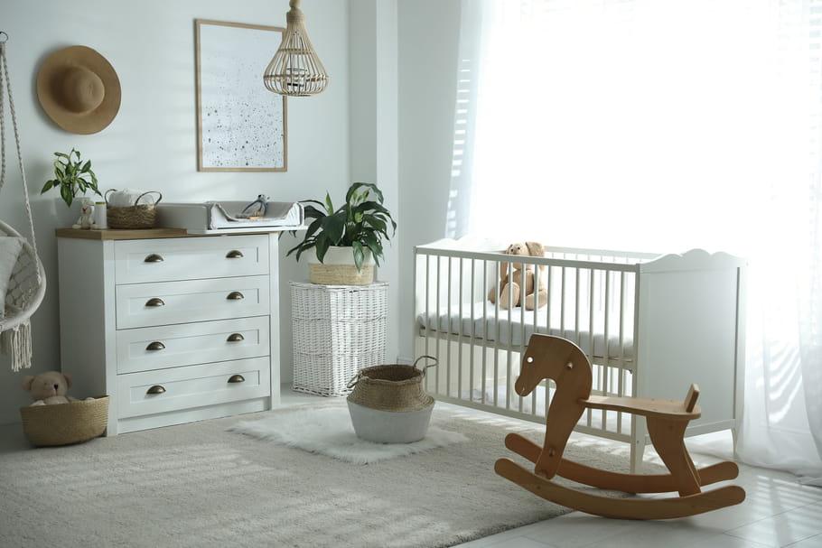 Chambre de bébé: préparation, aménagement et décoration