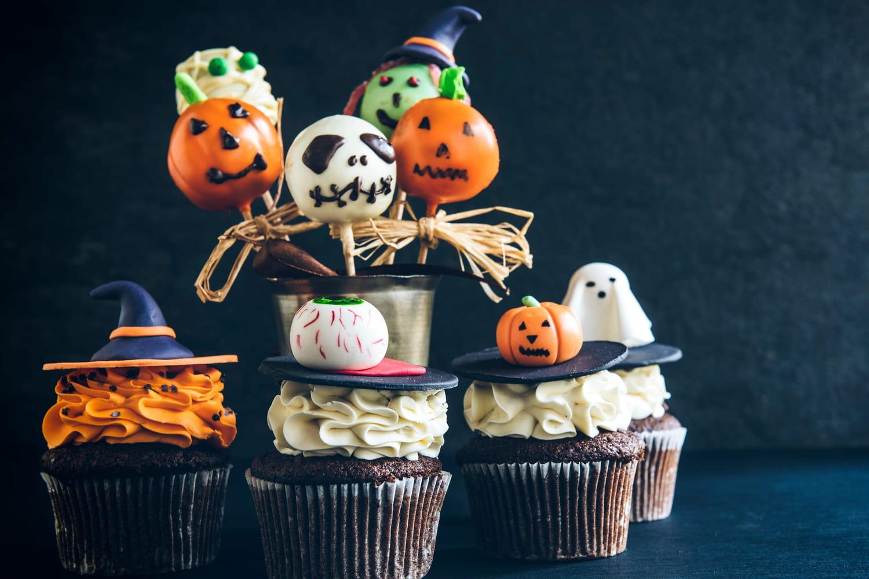 Recettes d'Halloween simples et terrifiantes