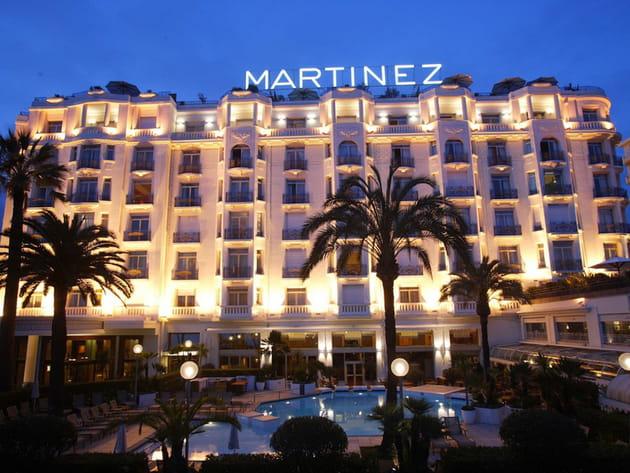 Cannes : ces hôtels qui méritent une Palme
