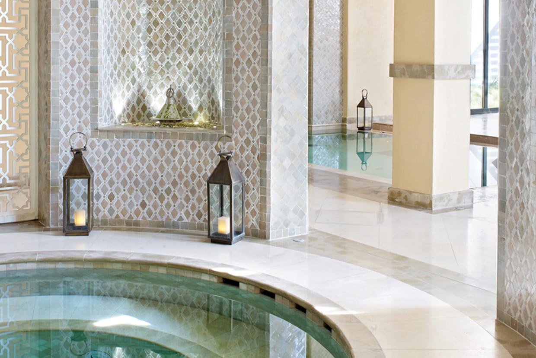 Spa luxueux for Photos salons luxueux
