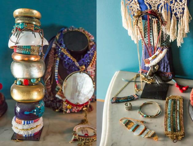 Les bijoux Satellite