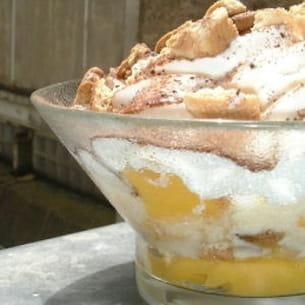 trifle exotique allégé