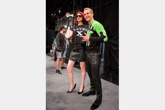 Jeremy Scott (Backstage) - photo 22