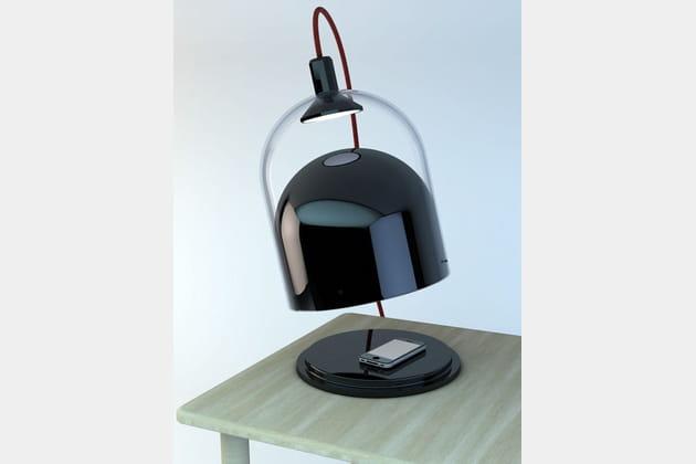 Lampe de chevet de Lionel Dinis Salazar