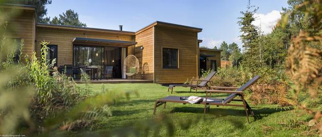 Terrasse des cottages