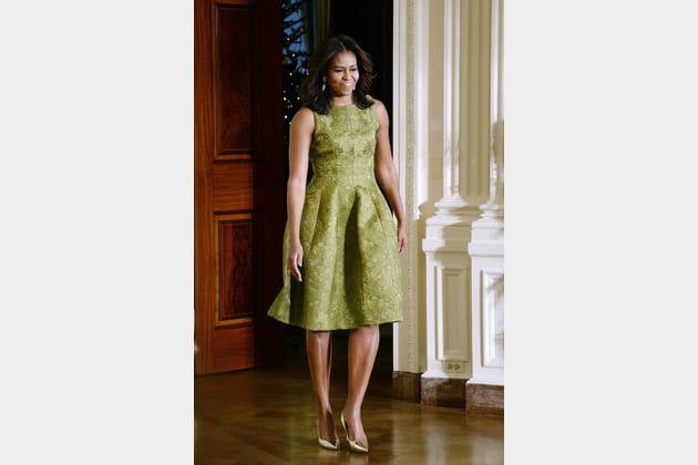 Michelle Obama le 2décembre 2015
