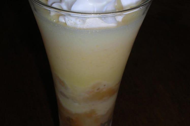 Mon dessert d'abricot