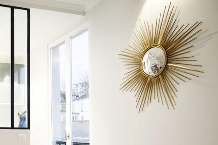 miroir soleil chaty vallauris de rien cirer. Black Bedroom Furniture Sets. Home Design Ideas