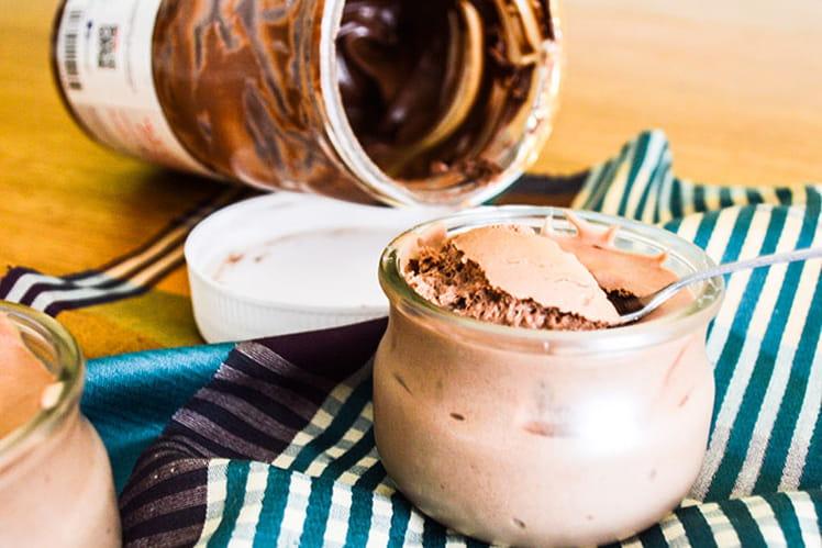 Mousse au Nutella