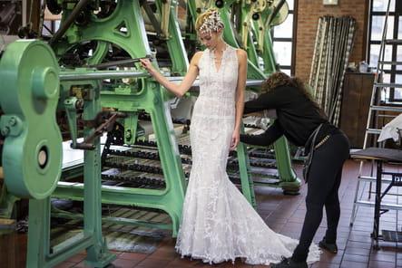 Robe de mariée Betty, collection 2017 de Cymbeline