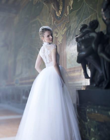 Robe de mariée Boum
