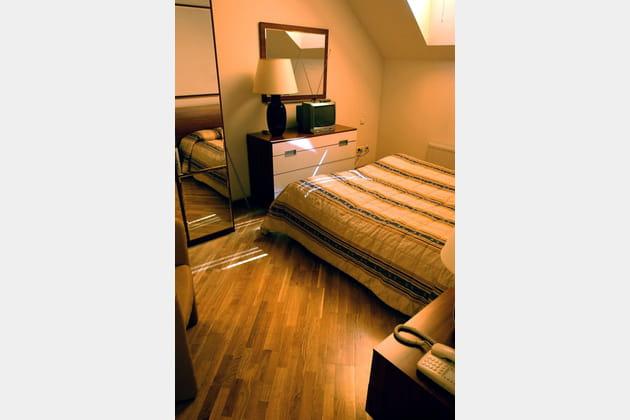 La chambre où Marie Trintignant a été battue à mort
