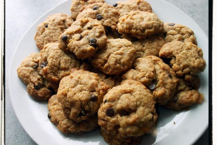 Cookies craquants aux pépites de chocolat