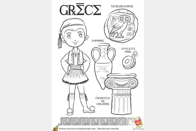 A la découverte des Grecs