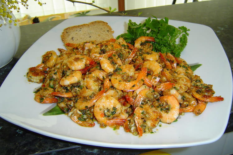 Crevettes à l'ail : la meilleure recette