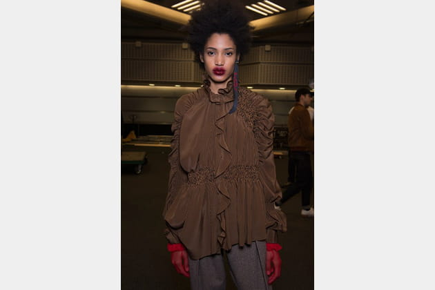 Preen By Thornton Bregazzi (Backstage) - photo 16