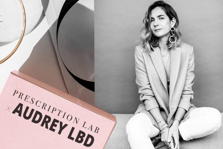 Audrey Lombard: reine des looks parisiens