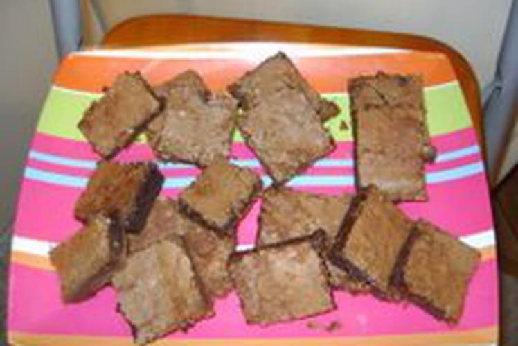 Brownies généreux