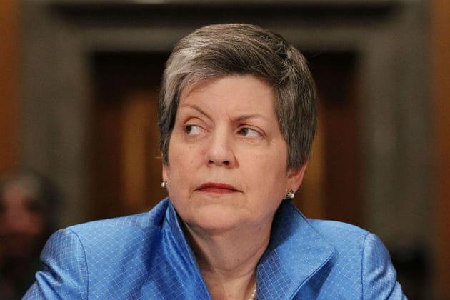 Janet Napolitano, vigie de haut vol