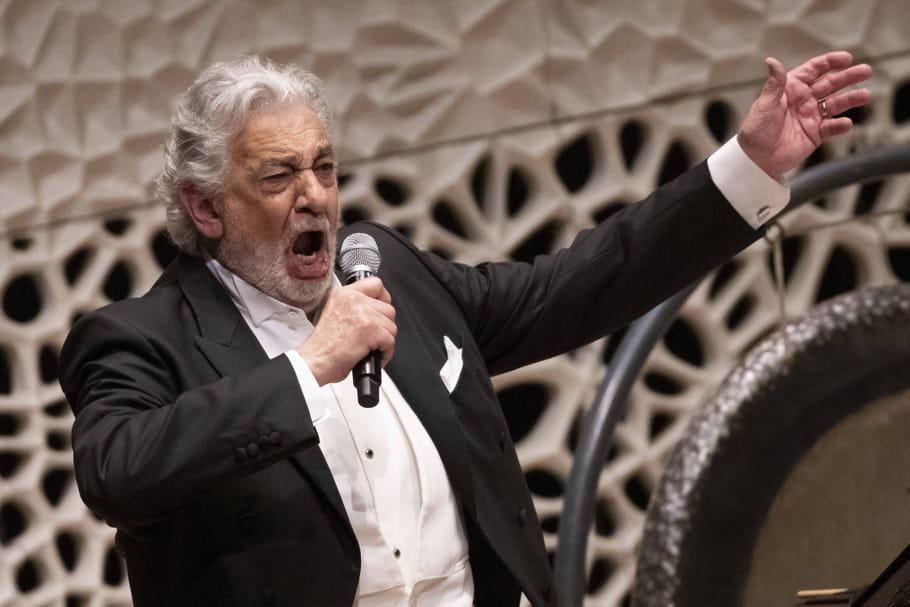 Placido Domingo, soupçonné de harcèlement sexuel: le ténor répond à ses accusatrices