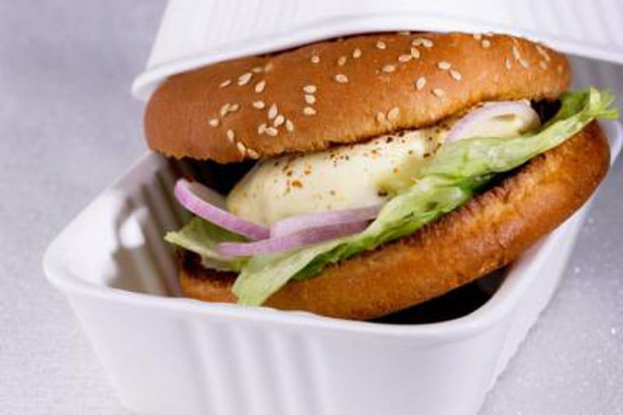 Un hamburger ultra pimenté interdit aux moins de 18ans