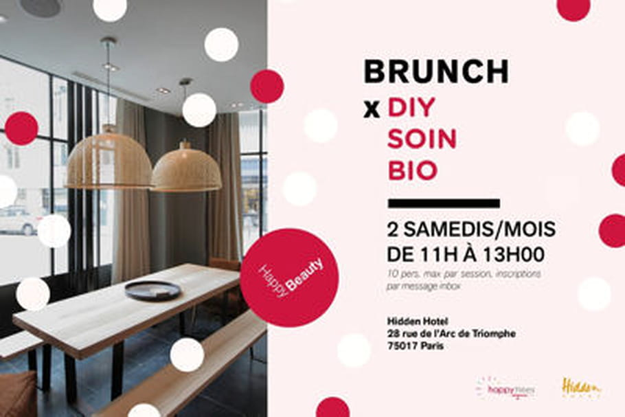"Ateliers ""Happy Beauty"" au Hidden Hotel"