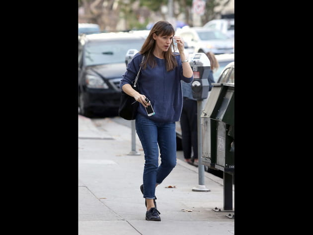 Jennifer Garner, casual