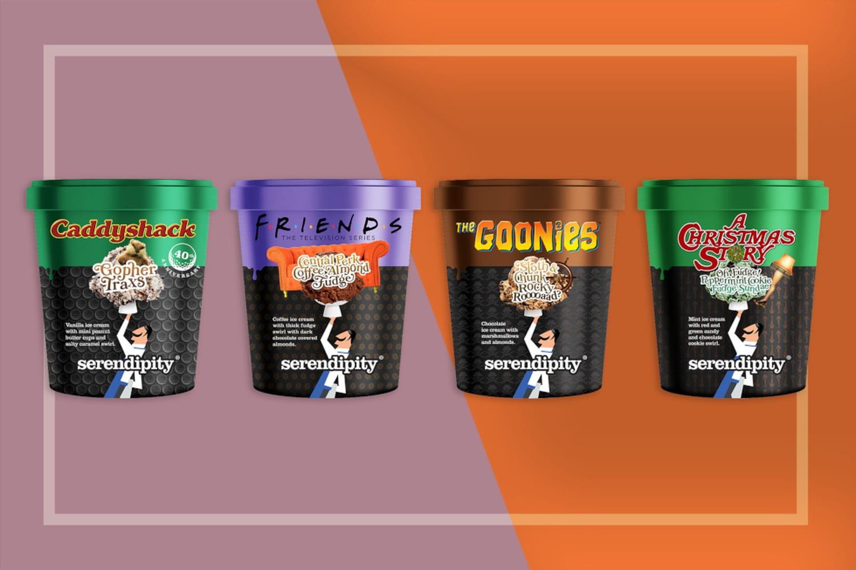 Fan de Friends? Une glace au goût de la série vient de sortir!