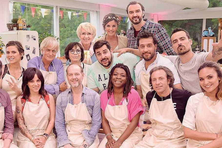 Le Meilleur Pâtissier : 3,2,1 pâtissez célébrités