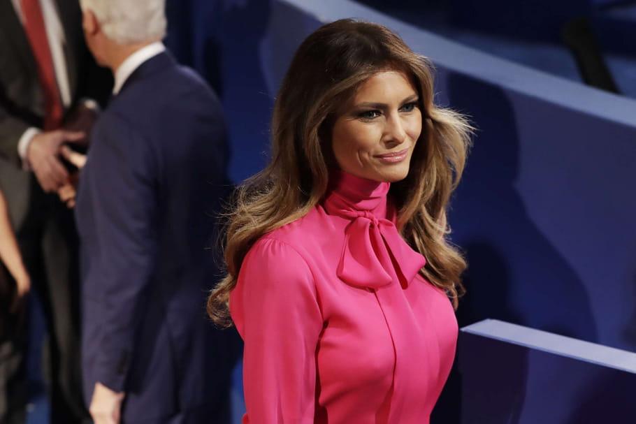 Melania Trump et la mode, une affaire d'État