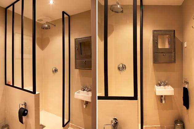 Petite salle d\'eau