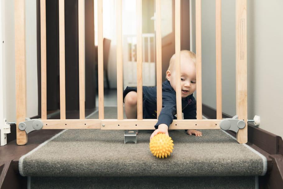Meilleures barrières de sécurité pour bébé