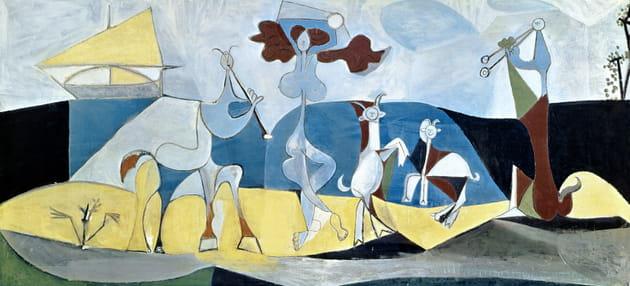 La joie de vivre - Pablo Picasso