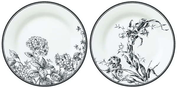 assiettes-plates-fleurs-noires-g-by-gien