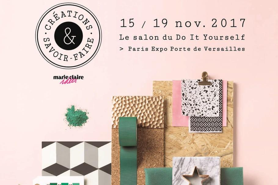 Salon Créations & savoir-faire: tout pour un Noël 100% DIY!
