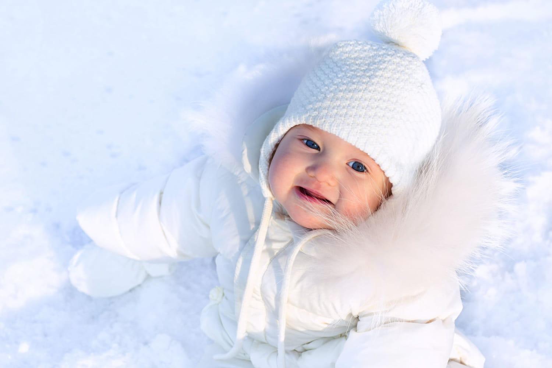 Grand froid: peut-on sortir les bébés?