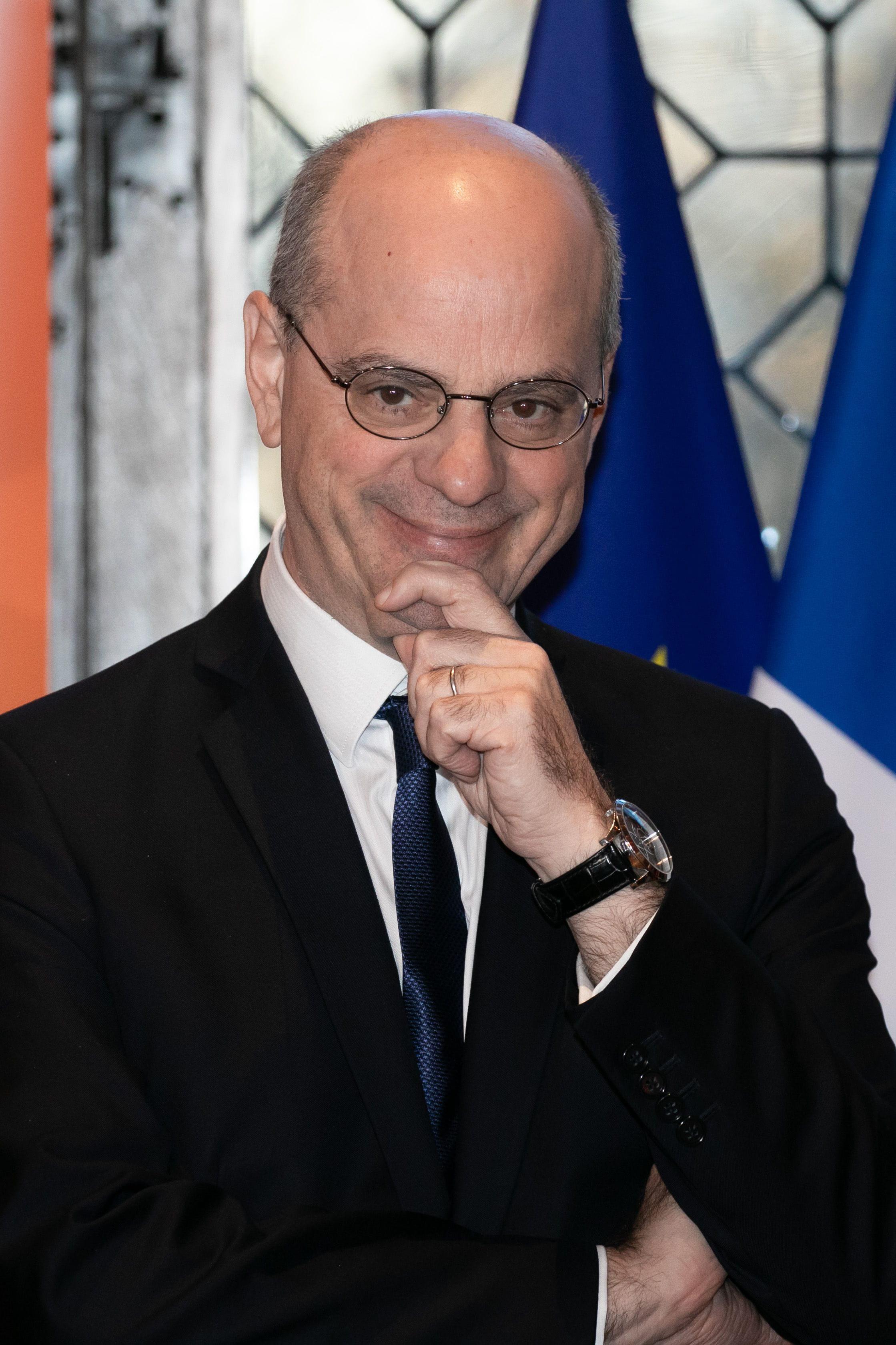 Jean Michel Blanquer Sa Passion Secr te
