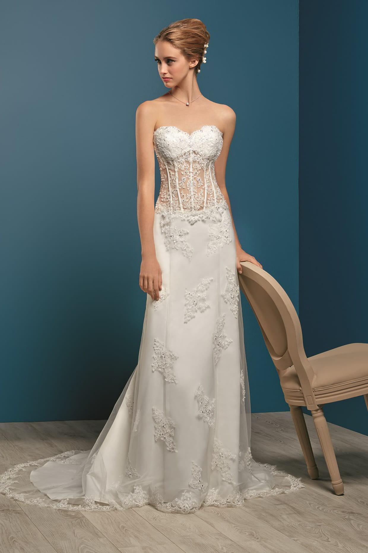 Robe de mariée Caldenia