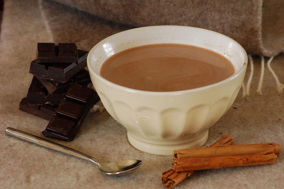 Comment faire savoureux chocolat chaud