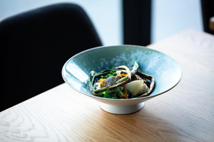Donburi de légumes sauce teriyaki par Julien Lemarié