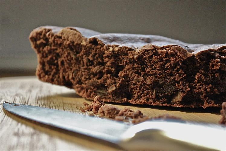 Moelleux au chocolat et amandes sans gluten