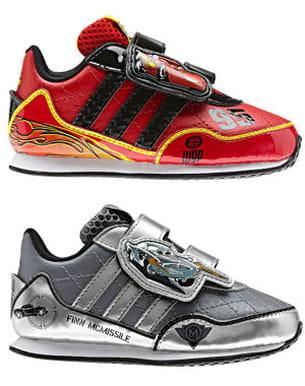 Basket adidas cars