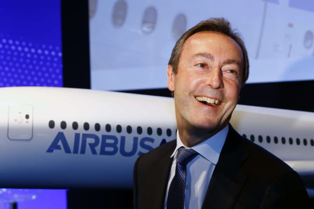13e: Fabrice Brégier, dirigeant d'Airbus