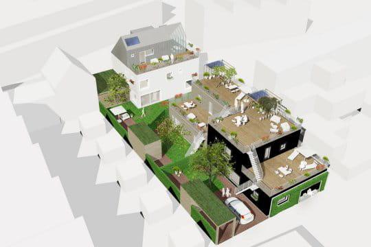 Maisons passives