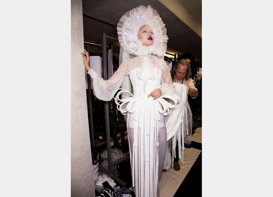 Jean Paul Gaultier (Backstage) - photo 51